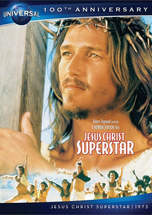 Jesus Christ Superstar (DVD + Digital Copy) Movie