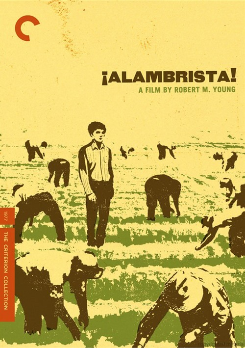 Â¡Alambrista!: The Criterion Collection Movie