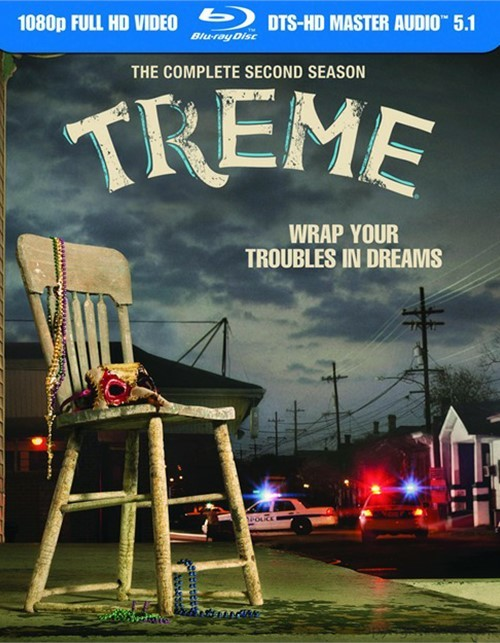 Treme: The Complete Second Season Blu-ray