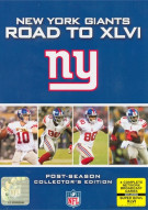 NFL New York Giants: Road To Super Bowl XLVI Movie