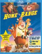 Home On The Range (Blu-ray + DVD Combo) Blu-ray