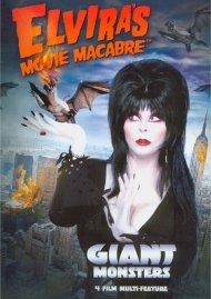 Elviras Movie Macabre: Giant Monsters Multi-Feature Movie