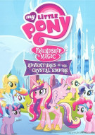 My Little Pony: Friendship Is Magic - Adventures In The Crystal Empire Movie