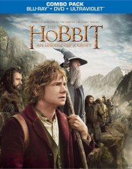 Hobbit, The: An Unexpected Journey (Blu-ray + DVD + UltraViolet) Blu-ray