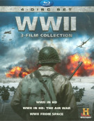 WWII: 3-Film Collection Blu-ray