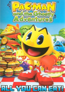 Pac-Man And The Ghostly Adventures: All You Can Eat! Movie