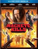 Machete Kills (Blu-ray + DVD + UltraViolet) Blu-ray