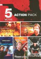 5 Movie Action Pack: Volume Five Movie