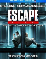 Escape Plan (Blu-ray + DVD + UltraViolet) Blu-ray