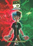 Ben 10: Omniverse - Duel Of The Duplicates Movie