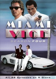 Miami Vice: Season Four (Repackage) Movie