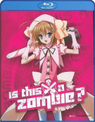Is This A Zombie?: The Complete Series (Blu-ray + DVD) Blu-ray