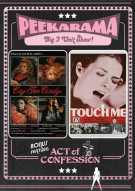 Cry For Cindy / Touch Me / Act Of Confession (Triple Feature) Movie