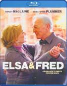 Elsa & Fred Blu-ray
