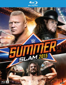 WWE: SummerSlam 2015 Blu-ray