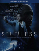 Self/Less (Blu-ray + UltraViolet) Blu-ray