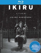 Ikiru: The Criterion Collection Blu-ray