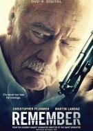 Remember (DVD + UltraViolet) Movie
