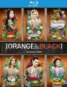 Orange Is The New Black: Season Three (Blu-ray + UltraViolet) Blu-ray