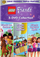 LEGO: Friends Triple Feature Movie