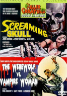 Screaming Skull / The Werewolf vs. Vampire Woman: Killer Creature Double Feature Movie