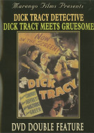 Dick Tracy Detective / Dick Tracy Meets Gruesome (Double Feature) Movie