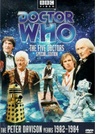 Doctor Who: The Five Doctors Movie