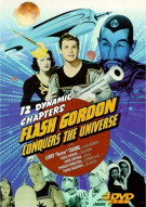 Flash Gordon Conquers The Universe (Delta) Movie