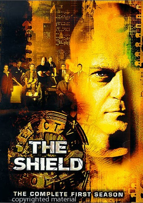 Shield, The: The Complete First Season Movie