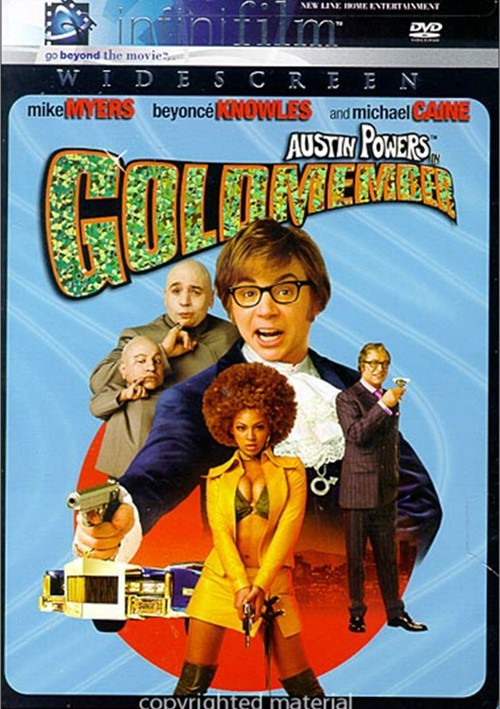 Austin Powers In Goldmember (Widescreen) Movie