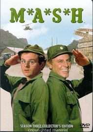 M*A*S*H (MASH): TV Season Three - Collectors Edition Movie