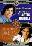 Boy In The Plastic Bubble, The / Dream To Believe (Double Feature) Movie