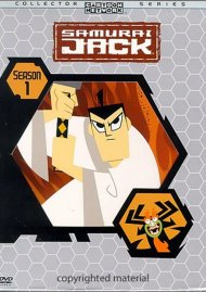 Samurai Jack: Season 1 Movie