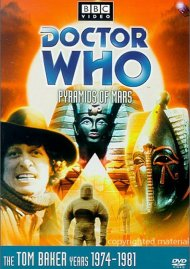 Doctor Who: Pyramids Of Mars Movie