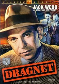 Dragnet - Volume 3 (Alpha) Movie