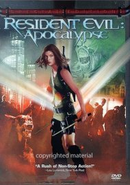 Resident Evil: Apocalypse Movie