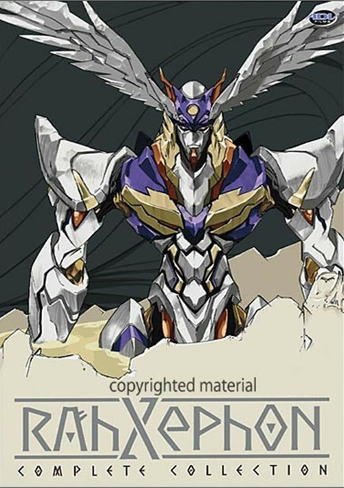 Rahxephon: Complete Collection Movie