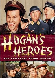 Hogans Heroes: The Complete Third Season Movie