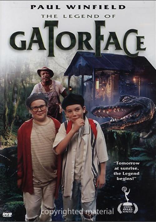 Legend of Gator Face, The (DVD 1996)   DVD Empire