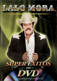 Lalo Mora: Super Exitos En DVD Movie