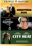 Honkytonk Man / Pink Cadillac / City Heat (Triple Feature) Movie
