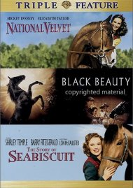 National Velvet /  The Story Of Seabiscuit / Black Beauty (Triple Feature) Movie