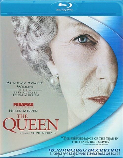 Queen, The Blu-ray