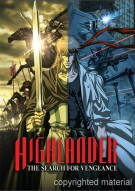 Highlander: The Search For Vengeance Movie