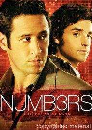 Numb3rs: The Complete Third Season Movie