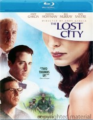 Lost City, The Blu-ray