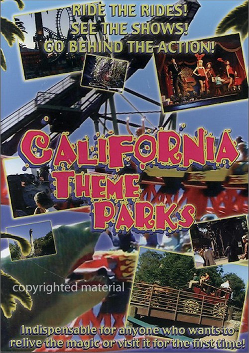California Theme Parks Movie