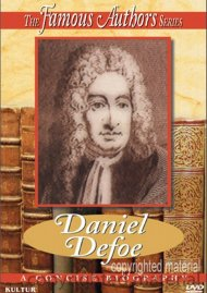 Famous Authors Series, The: Daniel Defoe Movie