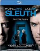 Sleuth Blu-ray