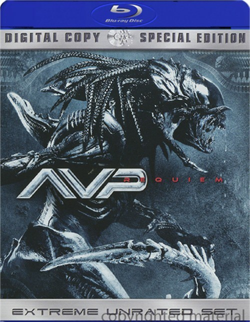 Aliens Vs. Predator: Requiem - Extreme Unrated Set Blu-ray